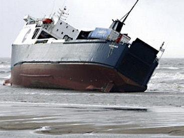 Норвежское судно терпит бедствие в Баренцевом море