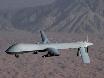 Американский беспилотник вторгся в небо Ирана