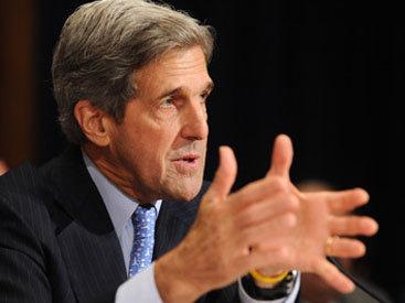 Керри: Мир в Сирии несовместим с правлением Асада