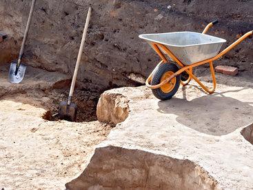 Археологи нашли древний кокон с ребенком внутри