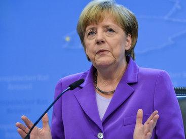 """Меркель: """"Есть хорошие основания для партнерства ЕС с Турцией"""""""