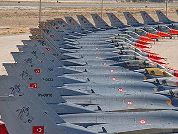 ВВС Турции не хватает пилотов