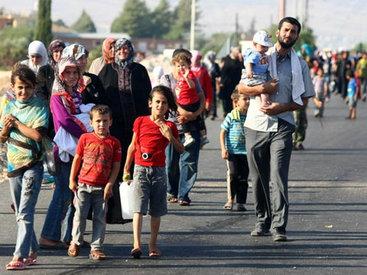 Турция перекрыла кислород сирийским беженцам
