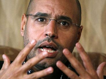Сына Муамара Каддафи казнят