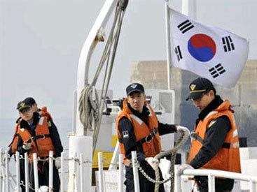 Южная Корея открыла огонь по судам КНДР