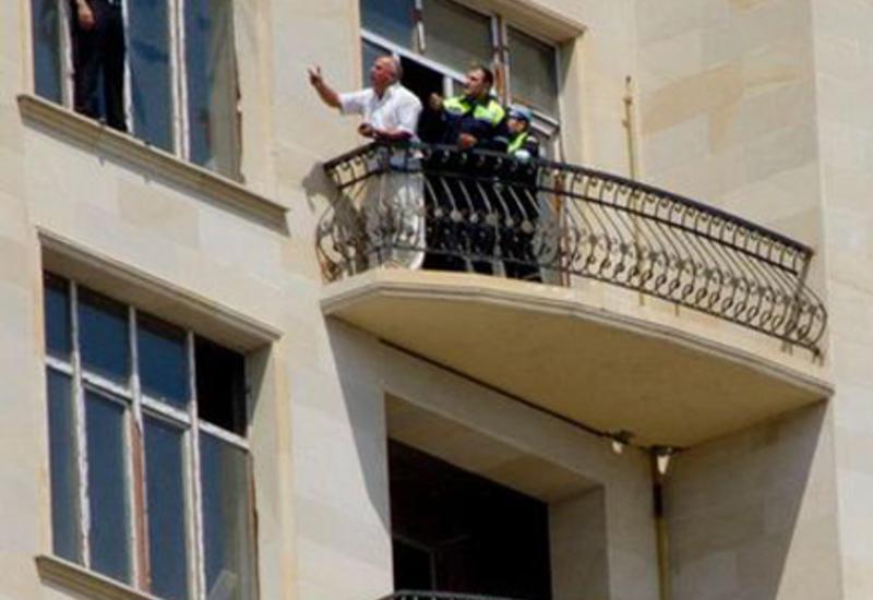 Женщина выбросила детей с 8-го этажа и выпрыгнула сама