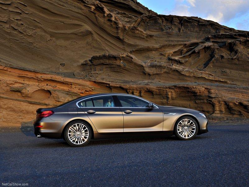 BMW Gran Coupe  № 1096963 загрузить