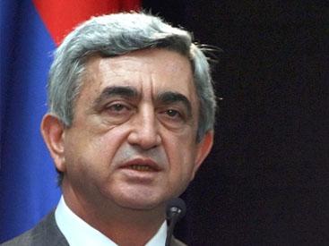 Президент Армении отправляется в США