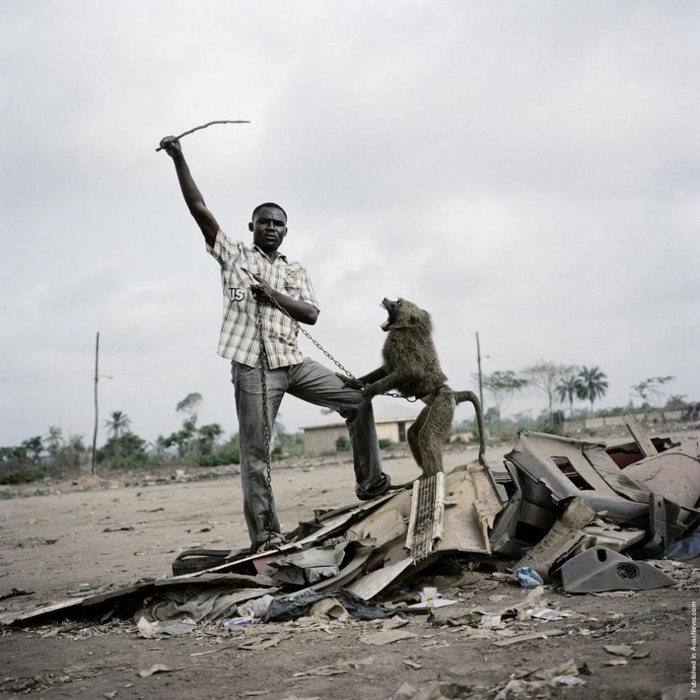 Что дикие африканцы надевают себе на член 20 фотография