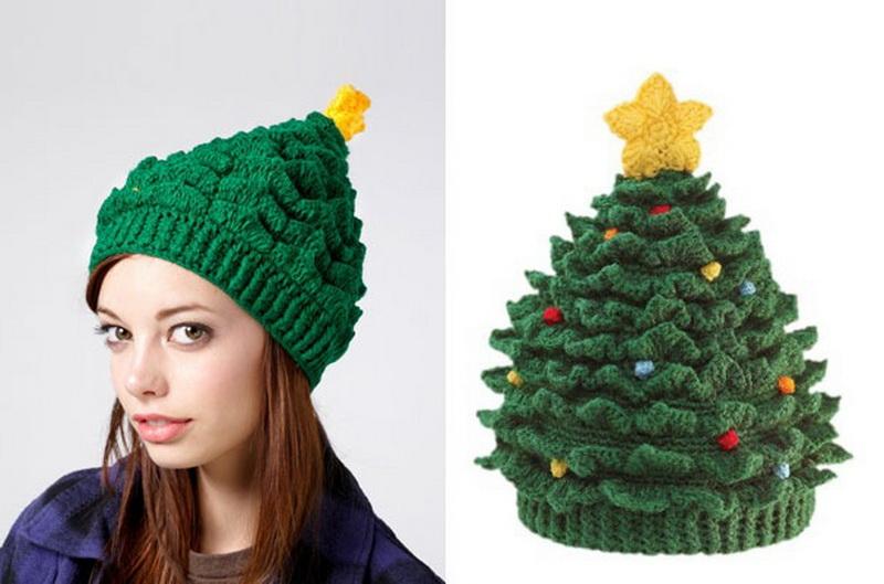 Вязание шапок и шарфов на зиму