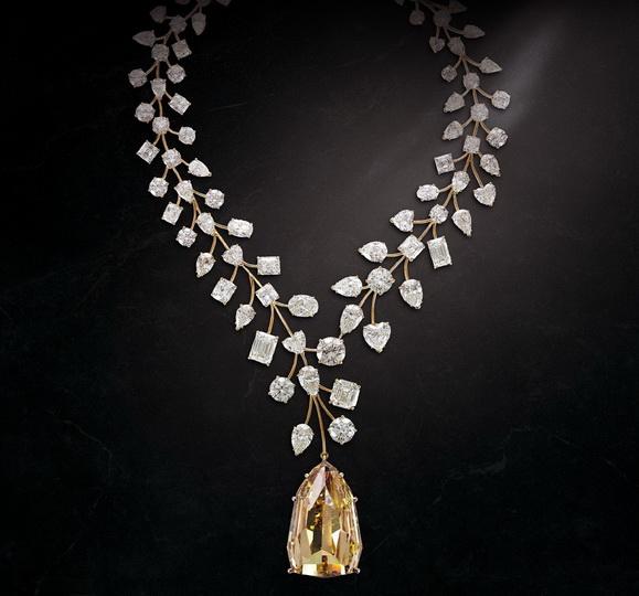 Expensive diamond necklaces