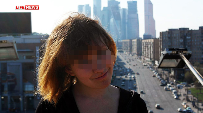 Секси девка в метро фото 413-174