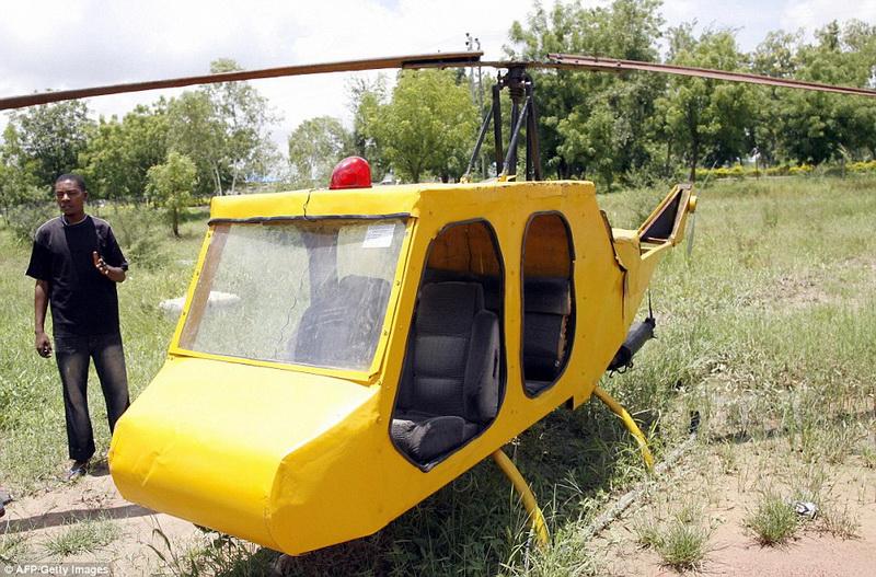 Как сделать вертолет самодельный