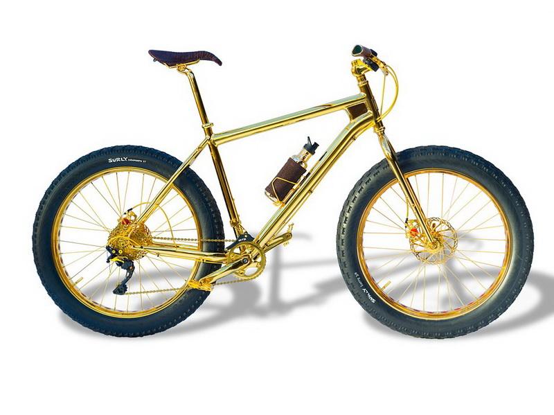 Велосипед из Беверли-Хиллз стоимостью полмиллиона долларов