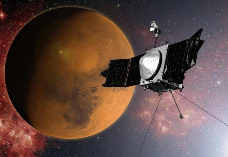Американцы нашли следы озер на Марсе