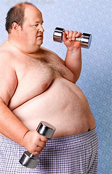 Варианты диет для мужчин