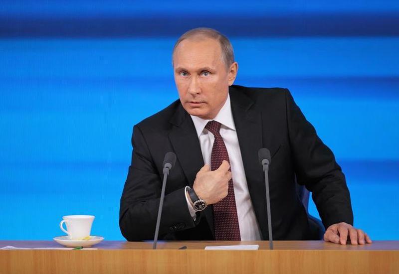 Путин: пик кризиса достигнут