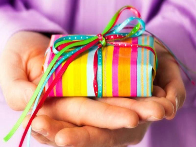 Подарок самому себе друга
