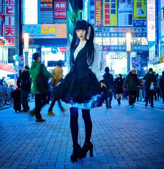 юбки у японок
