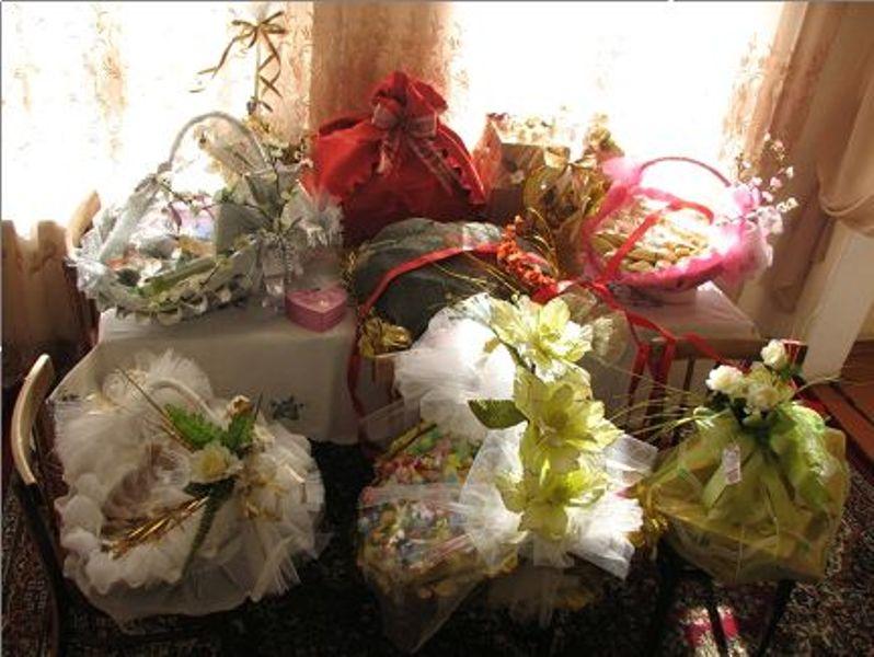 Традиции свадебных подарков 23