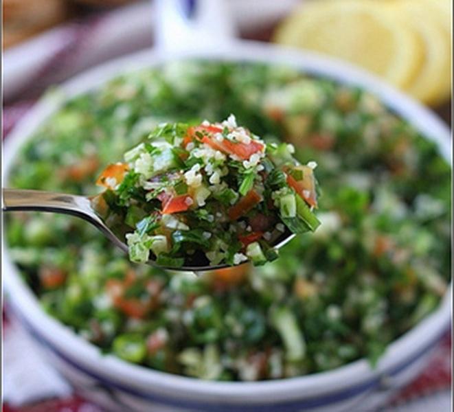 восточная кухня рецепты салатов с фото