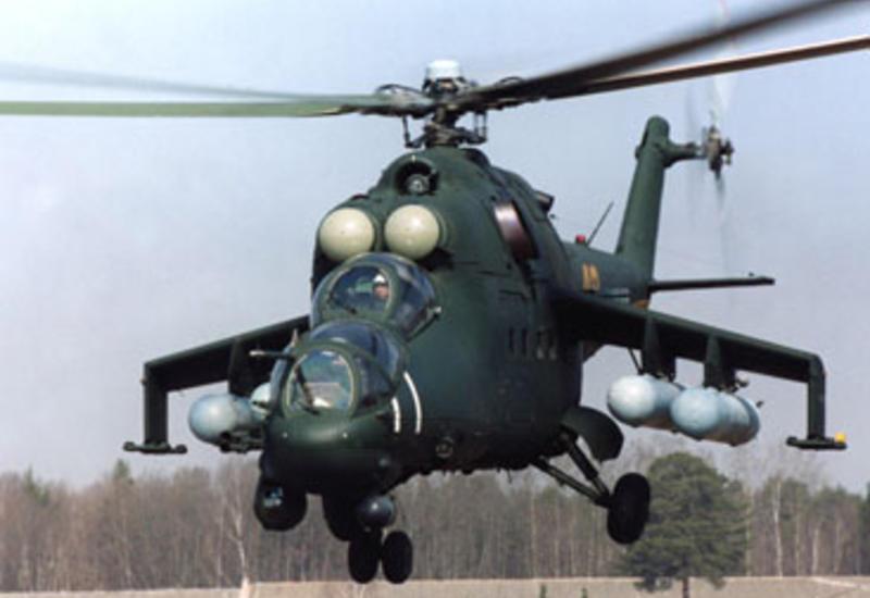 СМИ: Россия бомбит Сирию и с вертолетов