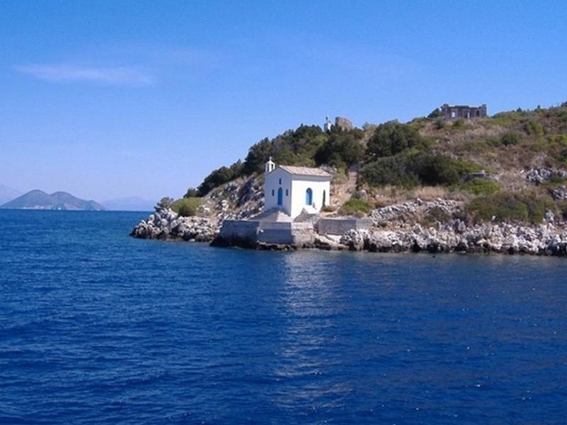 Квартира в остров Халки на берегу моря