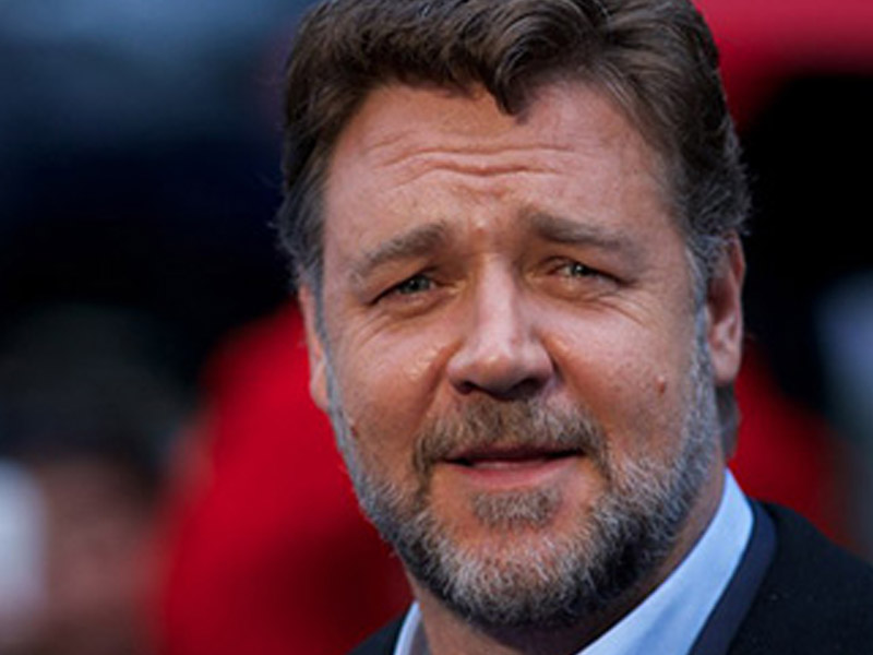 Russell crowe handsome
