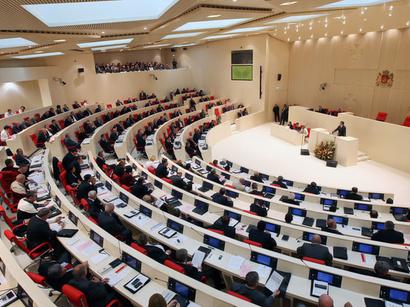 Парламент Грузии не смог определиться с законной прослушкой