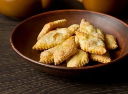 Сметанное печенье - Пошаговый рецепт - ФОТО