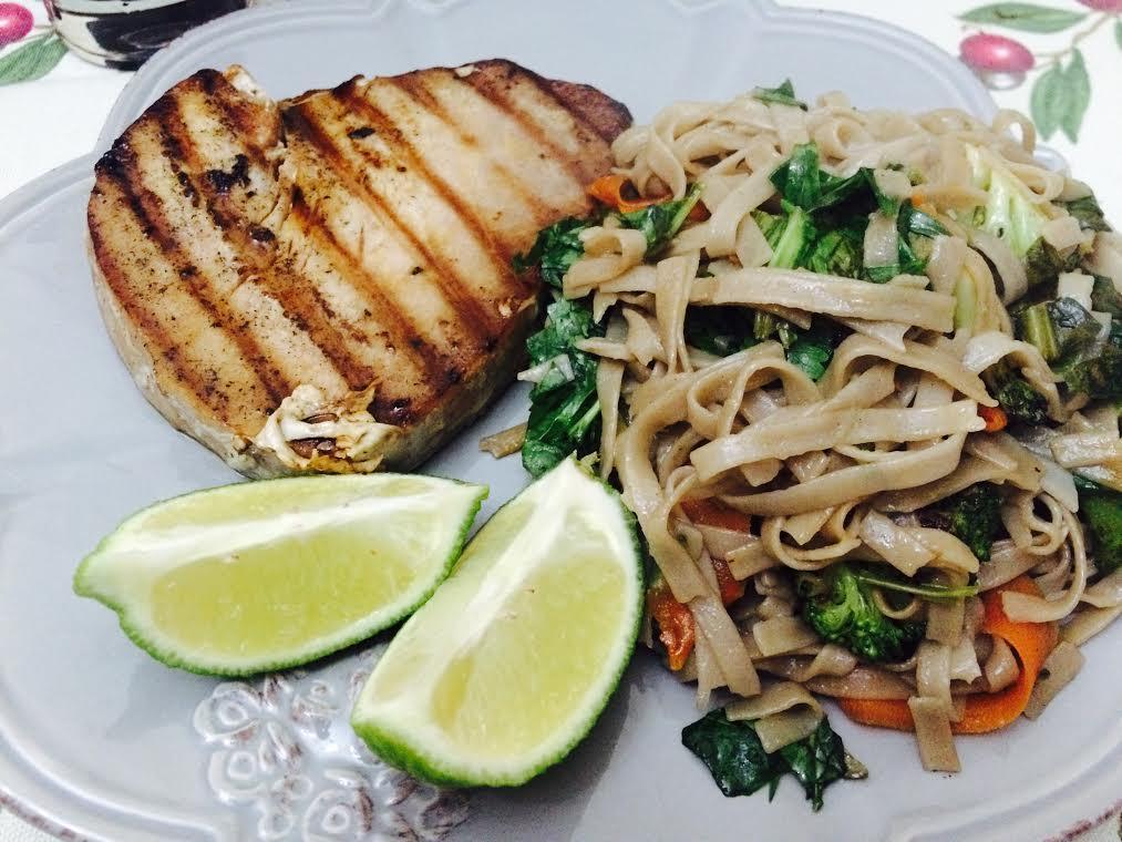 Филе тунца рецепты приготовления с фото