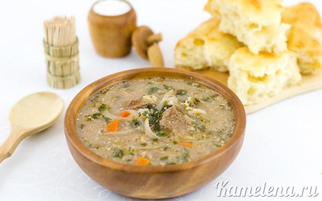 Суп харчо рецепт пошаговый