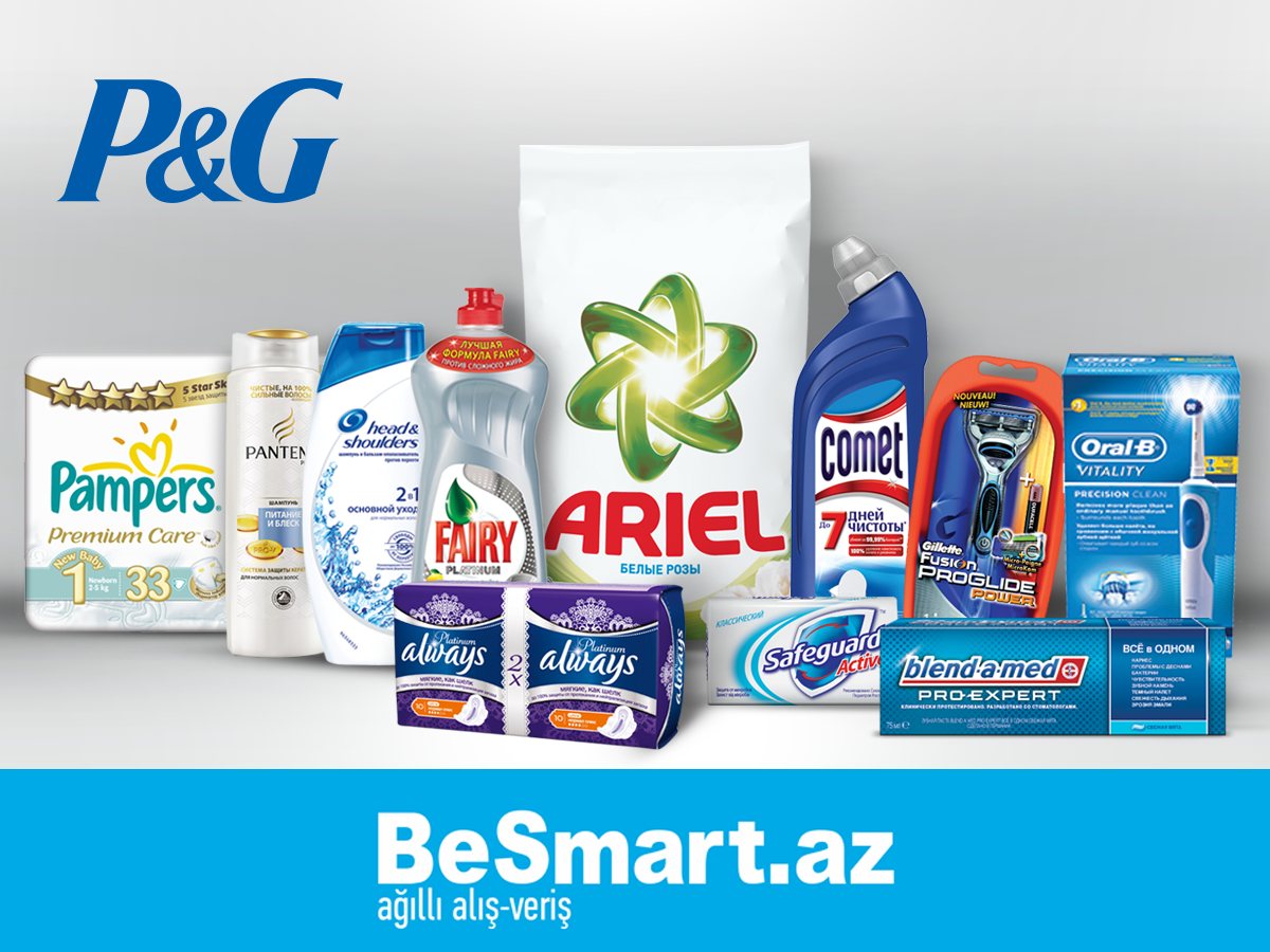 procter gamble always russia