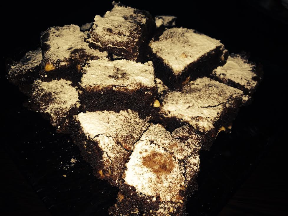 шоколадный брауни рецепт с фото пошагово