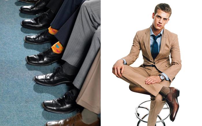 c0fe099fc3868 Мужские носки - это не только тема для анекдотов или повод для семейных  скандалов. На самом деле, это делать мужского туалета, которой, почему-то,  ...