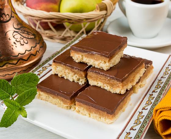 Печенье миллионера - Пошаговый рецепт - ФОТО