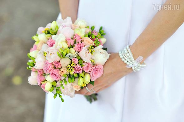 Свадебные букеты энгельс