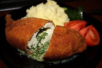 Котлета по донбасски с фото пошаговый рецепт