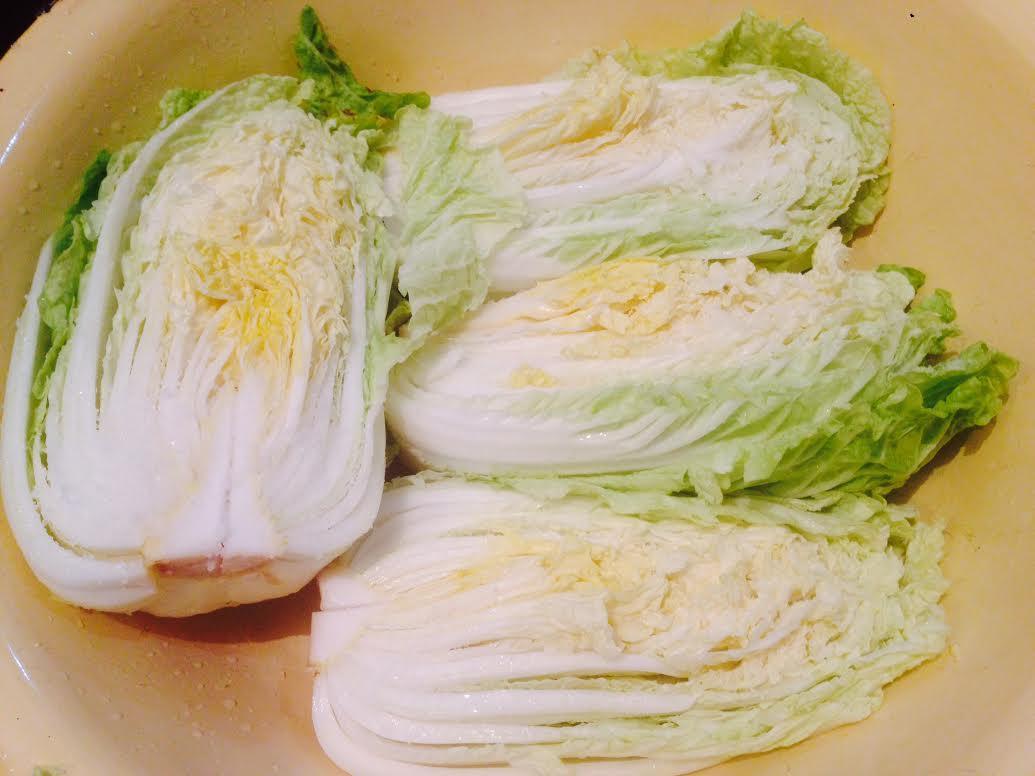 Рецепт острой корейской капусты
