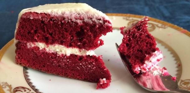 Пирог красный бархат рецепт пошагово 50