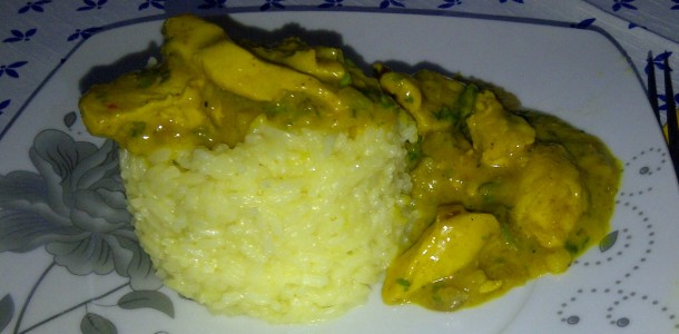 Блюда с карри рецепт пошагово