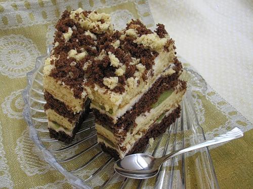 торт кудряш пошаговый рецепт с фото