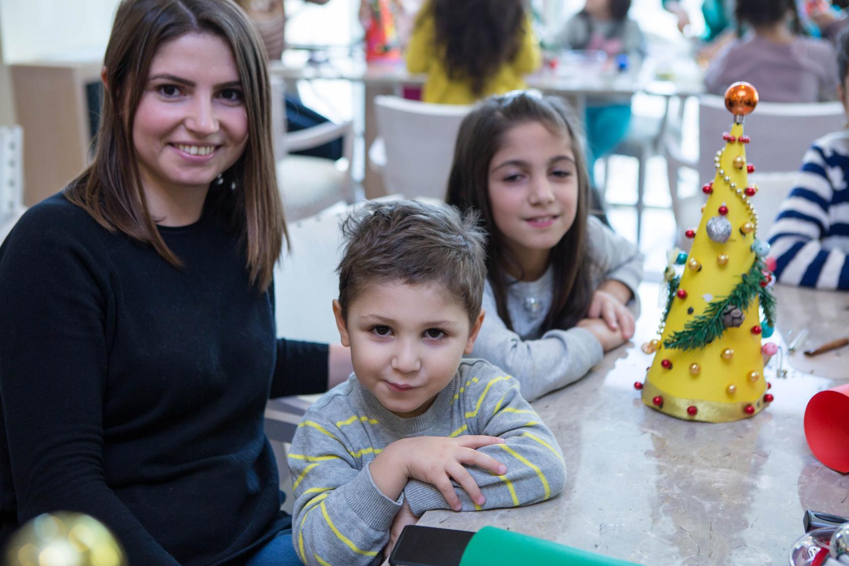 Мастер класс фото детей