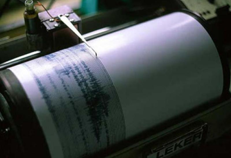 Возле Камчатки произошли два землетрясения