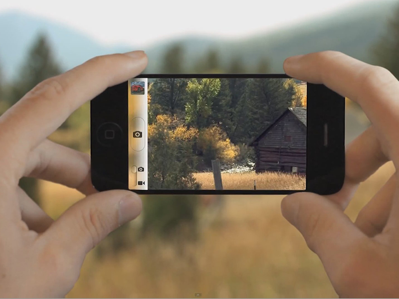 Как сделать айфон из телефона видео