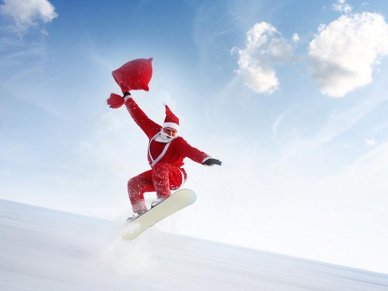 Новый год на лыжах в турции