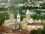 Причина разрушения армянской церкви Святой Геворк в Тбилиси - грунтовые воды