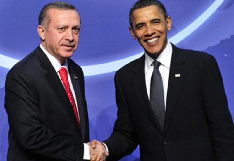 Обама встретится с Эрдоганом