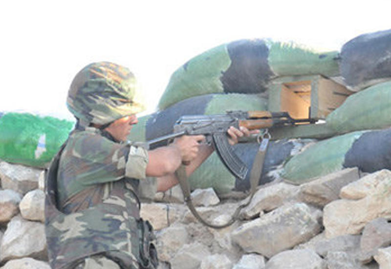 120 огневых ударов по позициям ВС Армении