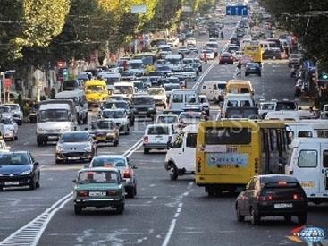 Ереванские водители ждут понижения цен на газ